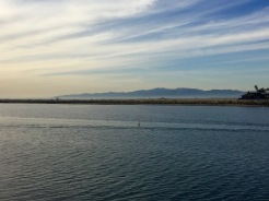Looking North towards Malibu.